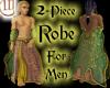 2-piece Robe (earth)