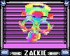 rainbow robo head m/f