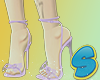 L. Ribbon Heels