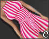 !© Striped Pink
