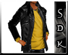 #SDK# Dark Jacket Yellow