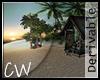 .CW. Tropical Island