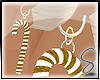 [Sev] Candy Earings Gold