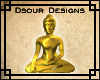 Oriental Buddha [Golden]