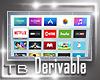 [TB] TV Mesh Derivable