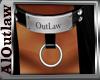 (AL) OutLaw Collar