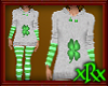 Saint Patrick Top w/Legg