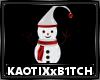Derivable Snowman