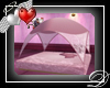[D33]Lovers Canopy Bed