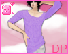 [DP] New Purple Sweater