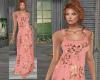 TF* Pink Floral Sundress