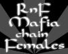 'RnF Mafia Chain - F