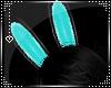 HP|Blue Bunny Ears