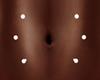 Diamond Belly Piercing 2