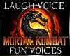 Mortal Kombat Laughs VB