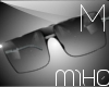 (';')Kira Glasses Blk M