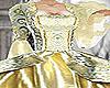Marie Antoinette Bl/Gold