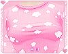 ❤ Clouds Pjs Pink RL