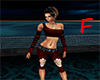 F - Punky Capri red