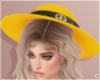 !© Boho Hat Yellow