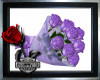 ~Lavender Bundle Roses~