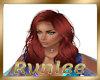 Janette Ginger Red