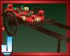 Tropic Xmas Gift Cart