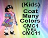 (Kids) Many Colors Song