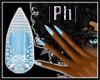 Ph SOLEIL NAILS BLUE