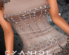 -C- Sequin Dress M -2-