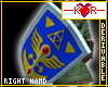 LoZ: ALttP - H Shield DR