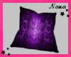 Purple Mamba Pillow