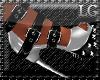 (LG)Silver Spyker heels