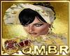 QMBR Bonnet Yellow Roses