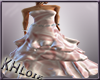 princess pink dress