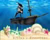 Black Shipwreck