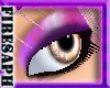 [F] whimsical eyes brown