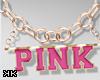 K| BCA Think Pink Choker