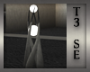 T3 LeatherBound Orb Lamp