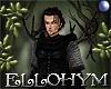 ~E- Druid Cloak Dark