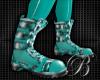 [B]danger09 teal boots