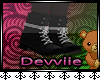 *$ Black Boots