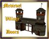 Medieval Village Doors
