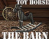 [M] The Barn - Toy Horse