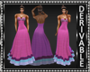 H16 HG Evening Gown Mesh