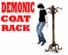 Demonic Coat Rack