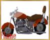 Classic Harley bike