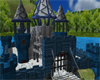 Zodiac Blue Castle