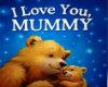 I Luv My Mummy Rug
