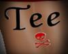 tee danger tatu